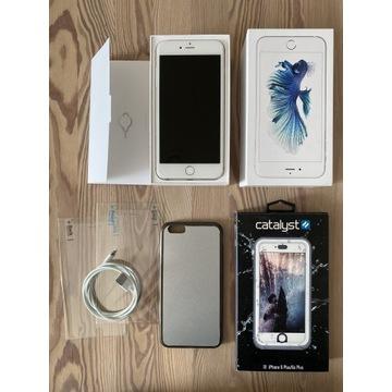 IPhone 6s Plus 128gb + wodoszcz. obudowa Catalyst