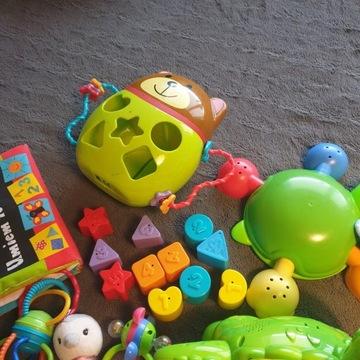 Zabawki dla dzieci  zestaw interaktywne vtech