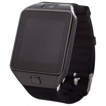 Zegarek smartwatch-polskie menu