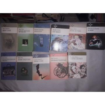 Seria Koliber 13 sztuk z lat 1975-1986