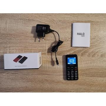 Nowy Telefon dla seniora MyPhone Halo Easy Czarny