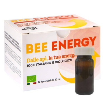 Bee energy - fiolka energetyczna z propolisu