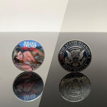Moneta US Half Dollar Melania Trump Kolekcjonerska