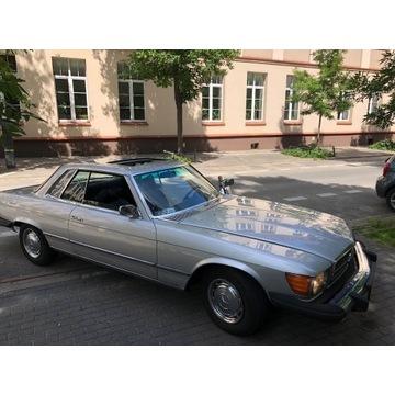 klasyk Mercedes 1974,