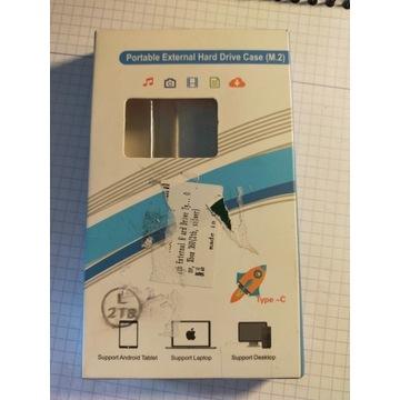 2tb Portable Hard Drive Case M.2