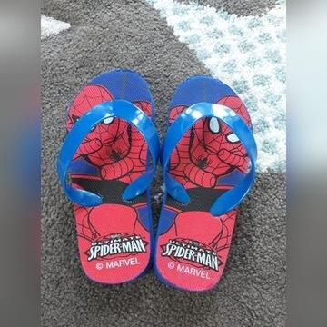 Klapki Spiderman 25