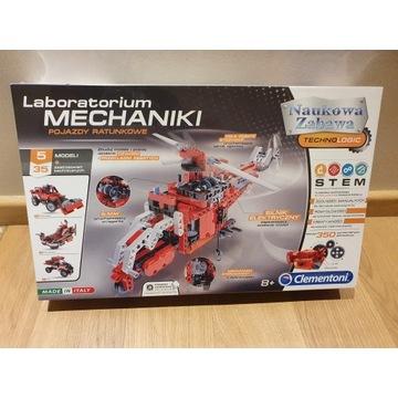 Naukowa Zabawa Technologic: Laboratorium mechaniki