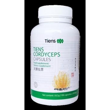 Cordyceps Tiens  - 100kap. + Gratis!