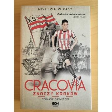 Gawędzki Cracovia znaczy Kraków piłka nożna futbol