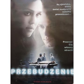 Plakat kinowy Przebudzenie Jessica Alba