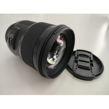 Obiektyw Sigma Art 50mm F1,4 DG do Nikona