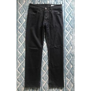 Męskie jeansy Emporio Armani granatowe r. 32 (M)