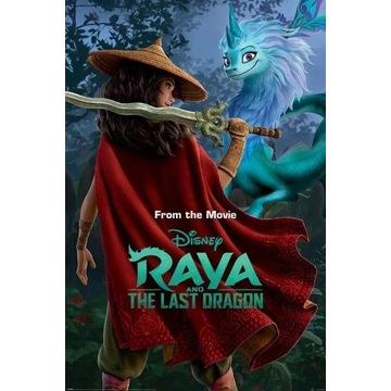 Plakat Raya and the Last Dragon - Warrior