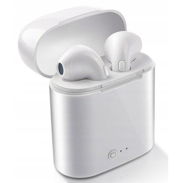 Słuchawki Air i7s Pods TWS bezprzewodowe case