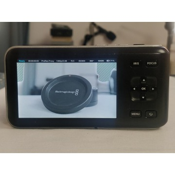 BlackMagic Pocket Full HD, Lumix G Vario 14-24 mm