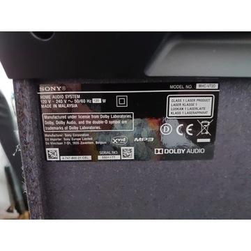 System Audio MHC-V72D