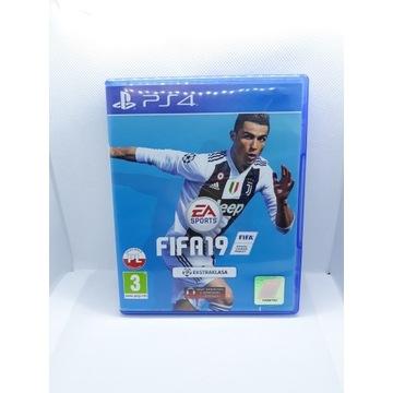 Gra FIFA19