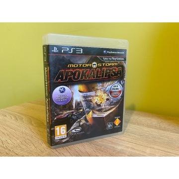 Motor Storm Apokalipsa PS3