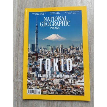 National Geographic nr 8/2019