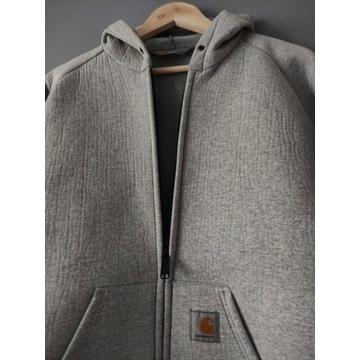 ocieplana termo termiczna bluza hoodie Carhartt