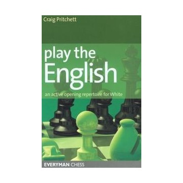 Play the English. Craig Pritchett