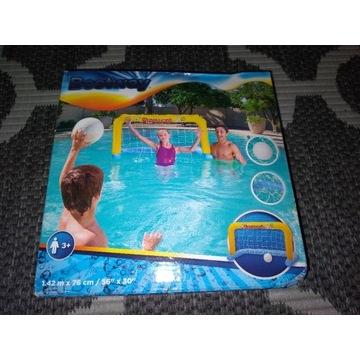 Bestway zestaw do piłki wodnej bramka