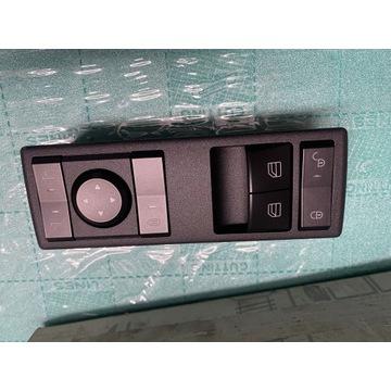 Mercedes Actros Mp4 przełącznik szyb/lusterek-NOWY