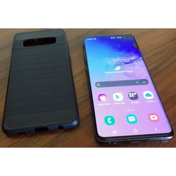 Samsung Galaxy S10+ SM-G975F (działa, uszkodzony)
