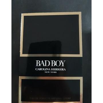 Bad Boy Carolina Herrera, próbka 1,5 ml