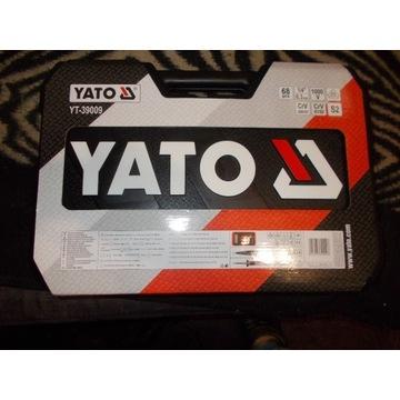Zestaw narzędzi YATO 30009 nieużywany