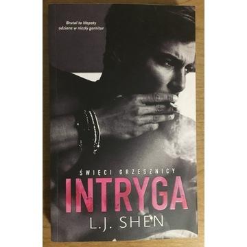 Intryga - L.J. Shen nowa