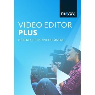 Movavi Video Editor Plus 2021 WIECZYSTA PL+BONUS
