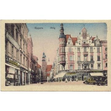 Opole, Oppeln, Ring, 1921 rok