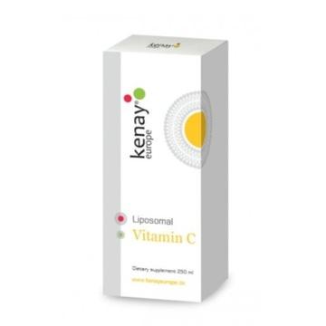 KENAY Liposomalna Vitamina C Odporność 250ml