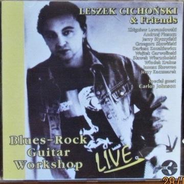 Leszek Cichoński & Friends; CD; (NM)