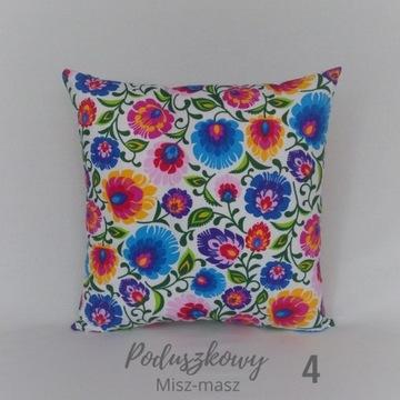 Poszewka dekoracyjna bawełna 40cm Produkt PL Nowa