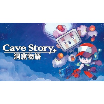 Cave Story+   GRA PC    ORGINALNA   PEŁNA WERSJA