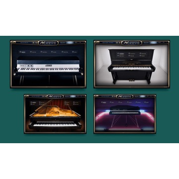 BLACK FRIDAY Pluginy VST XLN Audio Addictive Keys