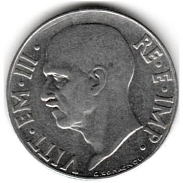 Włochy 20 Centesimi  1940 r