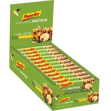 Batony PowerBar PROTEIN PLUS  Orzechy/ 23x40g