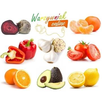 Dostawa Świeżych Owoców i Warzyw Prosto Pod Drzwi!