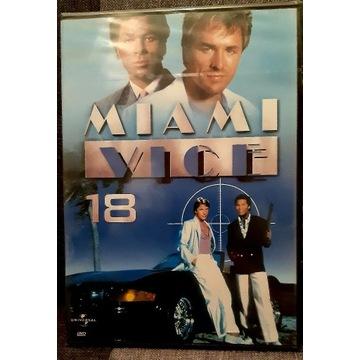 Miami Vice 18 DVD odcinek 35 i 36