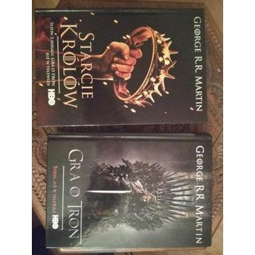 Gra o Tron | Starcie Królów | George R.R. Martin