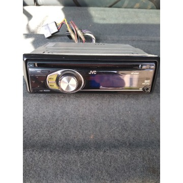 Radioodtwarzacz JVC KD-R303