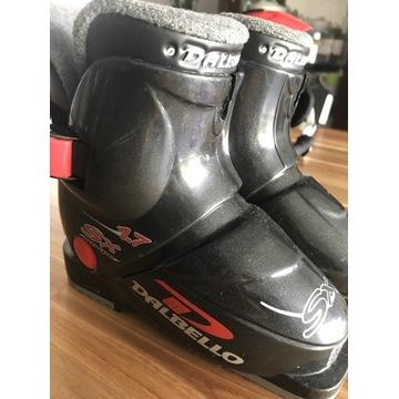 Buty narciarskie Dalbello rozmiar 15,5 dla dziecka