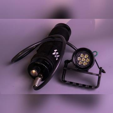 Latarka nurkowa Light For Me 7 XPG