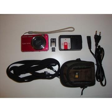 Aparat cyfrowy Sony DSC-W150 zestaw