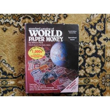 World Paper Money, katalog banknotów