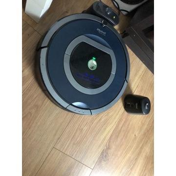 Odkurzacz IRobot Roomba 785 uszkodzona bateria