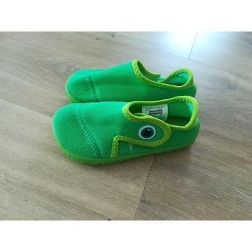 Kapcie buty plażowe do wody Decathlon 24/25 NOWE